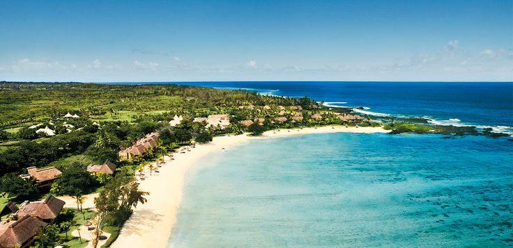 Hôtel Shanti Maurice (Île Maurice) - Il est situé à Saint-Félix, sur la côte sud de l'île, à 35 km (approx. 40 minutes) de l'aéroport international Sir Seewoosagur Ramgoolam à Plaisance.