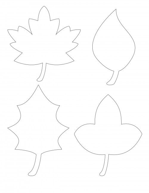 Thanksgiving Tree with Free Leaf Printable - Sweet T Makes Three