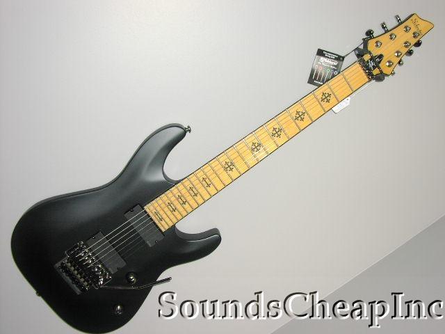 cheap 7 string guitars schecter jeff loomis fr 7 string electric guitar new 7 string guitar. Black Bedroom Furniture Sets. Home Design Ideas