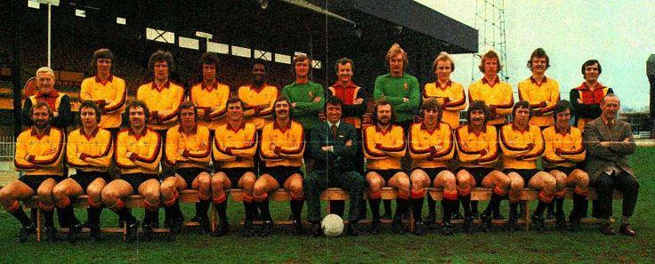 Watford F.C, 1978/79.