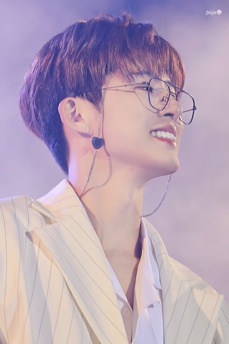 I love Hanbins smile so much Gambar Ikon Xiao