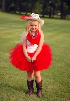 Carnaval 2014: disfraces para peques con tul
