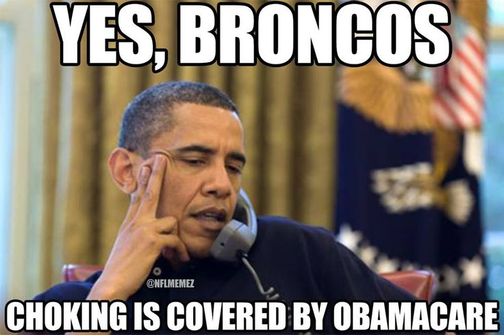 seahawks stomp broncos memes | don t worry broncos obama s ...