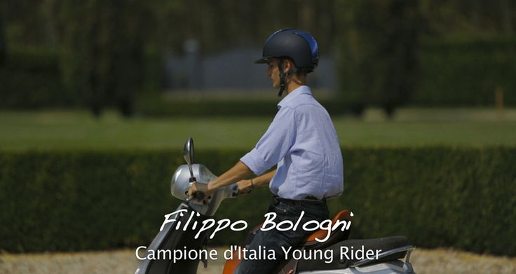 Selleria Pariani tv commercial / the backstage.  Featuring Filippo Bologni / 2013 Italian Young Riders Champion & the new Pariani collection.  Experience the new Pariani and never let it go!
