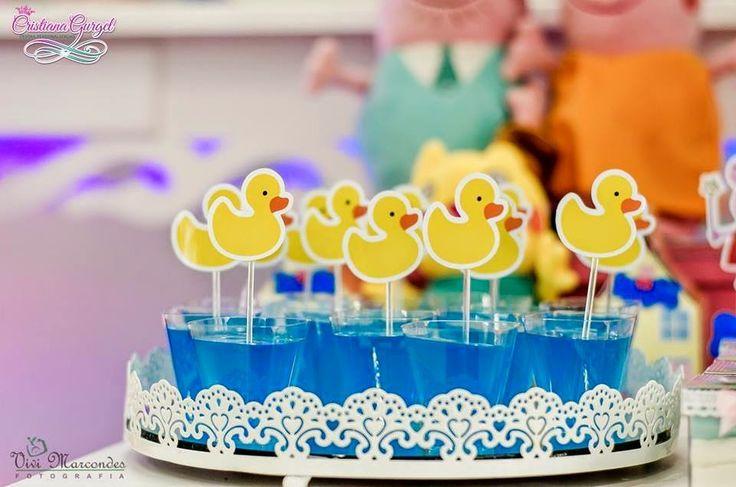 Sabor de Fiesta : Fiesta Peppa Pig | ducks in pond