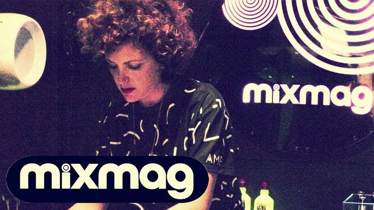 ANNIE MAC DJ  set in The Mixmag Lab LDN