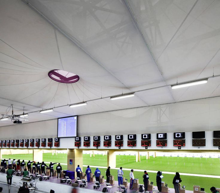 Gallery - Olympic Shooting Venue / Magma Architecture - 4
