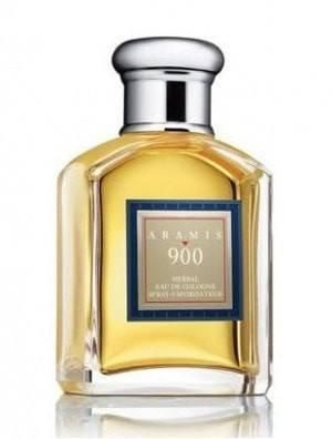 Aramis 900 by Aramis is a Woody Chypre fragrance for men. Aramis 900 was launched in 1973.Top notes are coriander, green notes, bergamot, brazilian rosewood and lemon; middle notes are carnation, orris root, jasmine, lily-of-the-valley, rose and geranium; base notes are sandalwood, amber, patchouli, civet, oakmoss and vetiver.