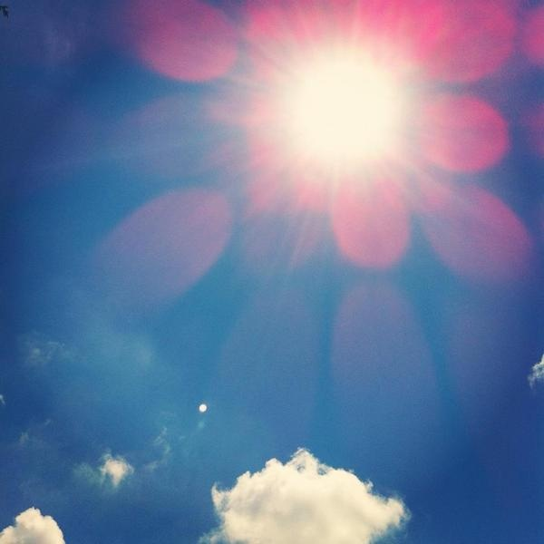 #MyPugliaExperience #sunshine in #Brindisi con @EmmaTaveri