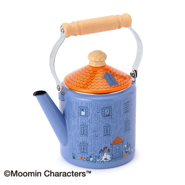 moomin house kettle♡