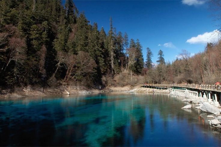 Taken at Jiuzhaigou National Park China. A stunning place to go to see and capture some of the best of what natural landscapes have to offer. It was recently shaken up by a recent earthquake but all expect it to recover! :-) Thanks always for following my daily posts here @travelpics_globetrotter