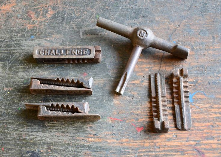 quoins and key