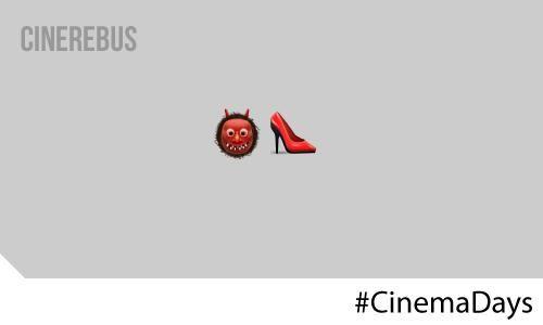 #cinerebus Riuscite dalle #emoji a capire di quale #film di tratta? Aiutino: ricordatevi della locandina…#CinemaDays