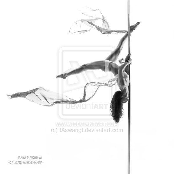 PDY - PoleMove - shoulder split