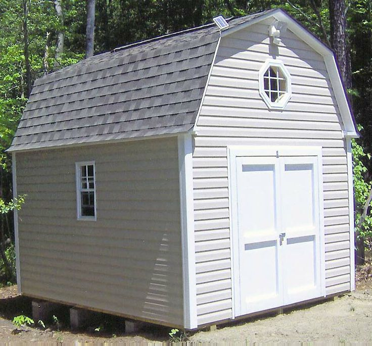 22 best Storage shed images on Pinterest Sheds Gambrel roof and