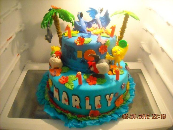 Rio Cake !!!!!!