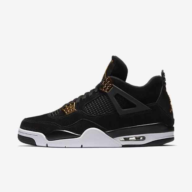 Price:$190.00 Free Shipping-Air Jordan 4 Retro Men's Shoe Available Colors:  Black