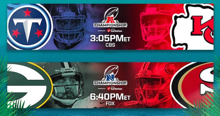 How to Watch the AFC and NFC Championship Games Live on