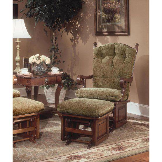 Brooks Furniture Millard Glider Rocker