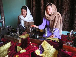 MEDA worked to increase private sector development and improve the economic  opportunities of vulnerable women in #Afghanistan by supporting successful, hard-working microfinance institutions that extend financial services to a female clientele. Funding: Canadian International Development Agency 2009-2012
