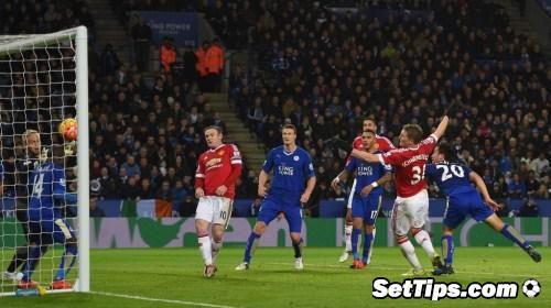 Манчестер Юнайтед - Лестер прогноз: голы будут!