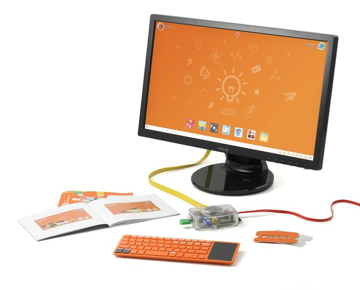 Kano Lets Kids Build Their Own Computers and Learn to Code!