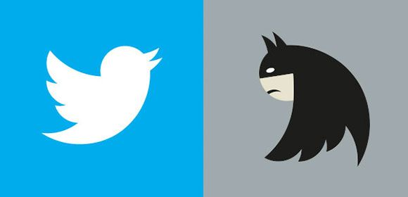 twitter+batman=brilliant