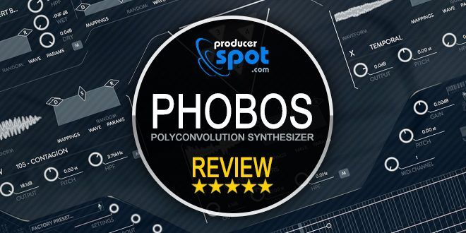 Review: BT PHOBOS Soft Synth by Spitfire Audio | ProducerSpot