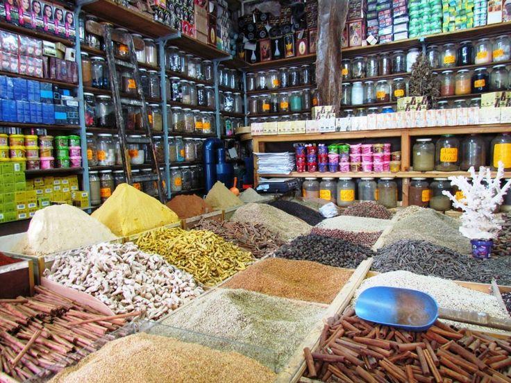 Viagem aos aromas e sabores na Medina de Tanger - Marrocos - Viagem com Sabor
