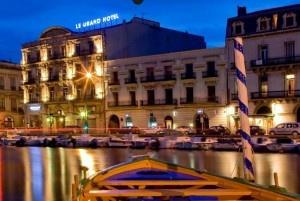 Grand Hotel, Sete, France