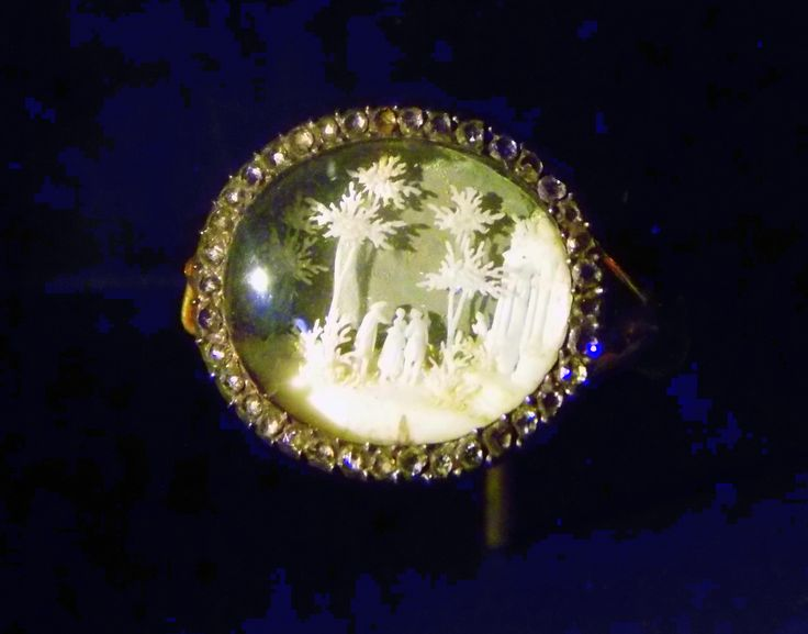 somewhere in the planet (beautiful ring of a royal family)