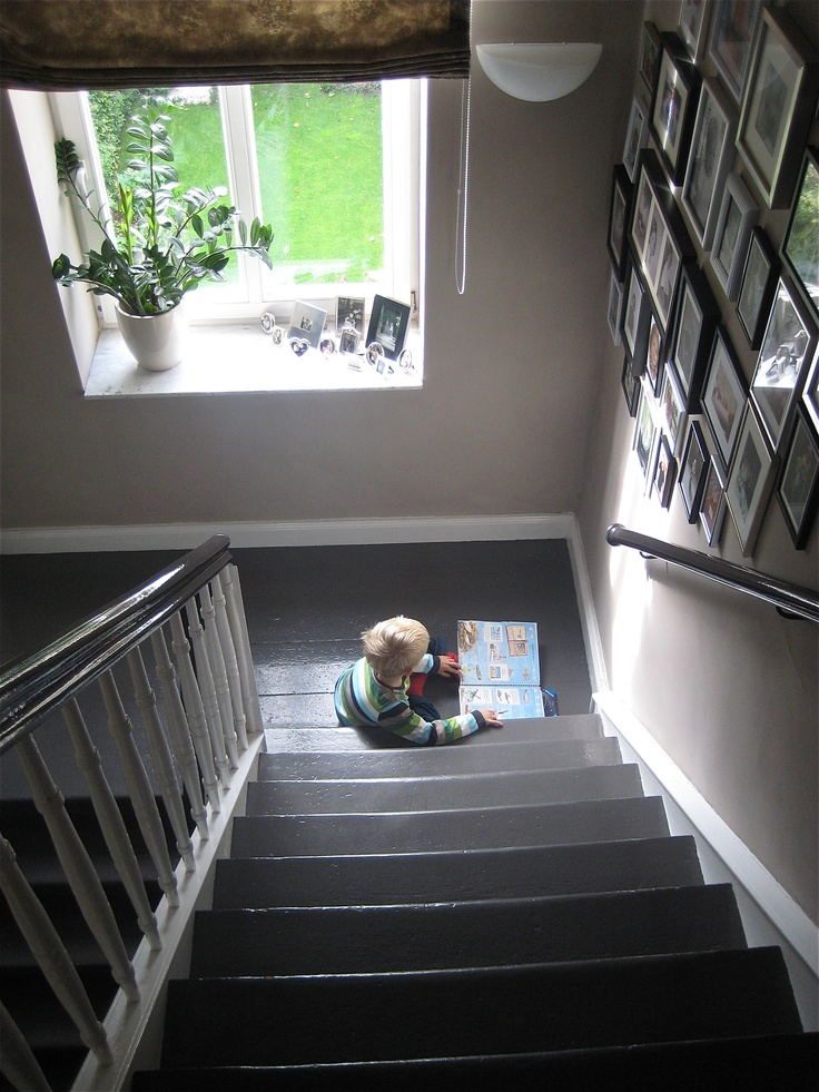 Ideas for stairs in the renovated home