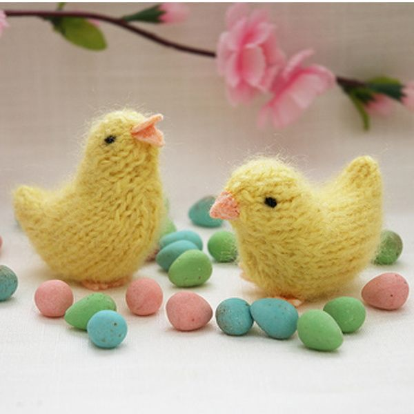 Free Easter knitting patterns | Knitting patterns, Easter and Patterns