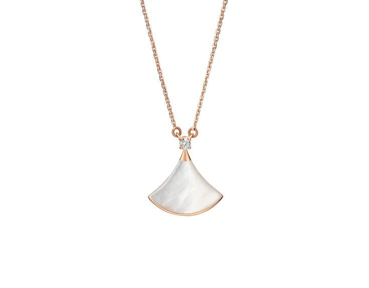 Dream Pendant necklace - Grey V JEWELLERY wo71CLg6q