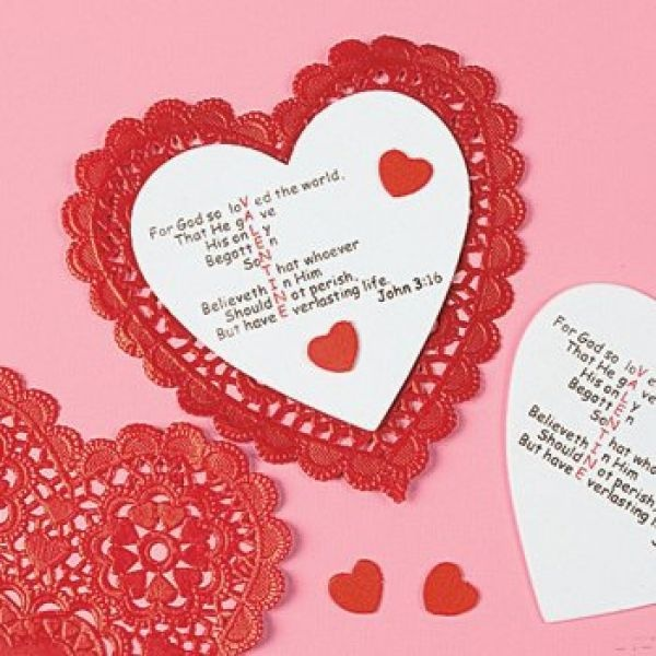 129 best children 39 s church images on pinterest school for Valentine craft projects kids