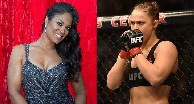 Laila Ali Becomes The Latest Person To Take A Shot At Ronda Rousey