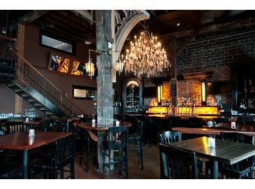 Bastille Seattle | World's Best Bars... It was amazing! The best oysters I've ever had