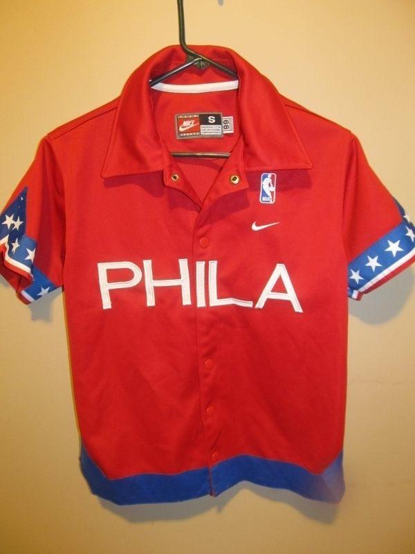 Philadelphia 76ers Retro Shooting jersey - Nike Youth Small  Nike   Philadelphia76ers a8762314b