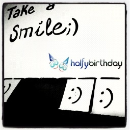 Just a few more days and we will be live on iTunes. http://halfybirthday.ca