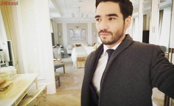 Caio Blat sai em defesa de José Mayer e é massacrado nas redes sociais