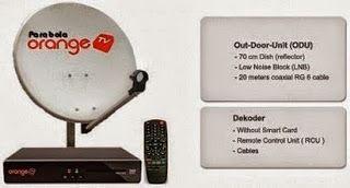 Cara Beli Paket Orange TV via ATM Bank