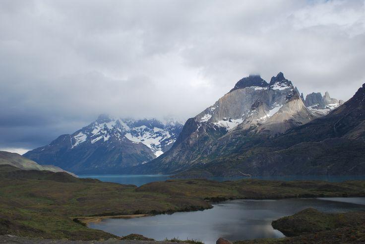 Paisajes en Torres del Paine