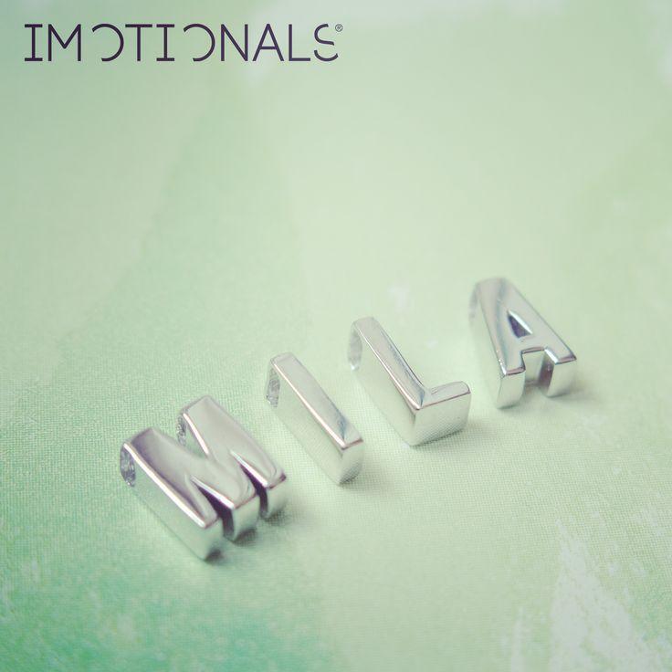 Unieke bedels   Unique jewelry   www.imotionals.nl