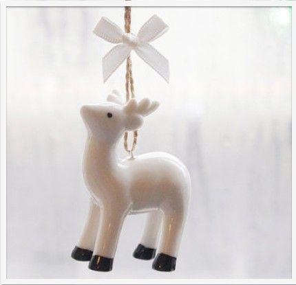 LumleyLocket.com - Today's Gifts, Tomorrow's Treasures - Porcelain Deer