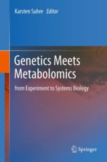 This book switches the focus from experimental questions and technical challenges, to the application of metabolomics with an emphasis on the underlying genetics. The chapters provide a thorough basis for the understanding of the underlying experimental techniques, concepts and potential biomedical applications of this exciting field.