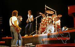 Texas World Music Festival (Texas Jam) - Houston - Jun 13, 1982 at Houston Astrodome