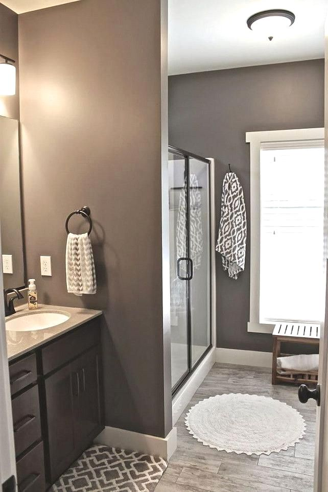 50 Easy Bathroom Lighting Fixture Designs To Accent Your Bathroom In Your Apartment Best Small Bathroom Colors Guest Bathroom Colors Bathroom Color Schemes