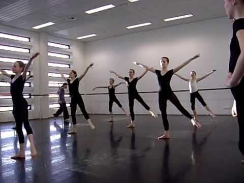 Horton Technique Dancelife@ferdinandoarenella - YouTube