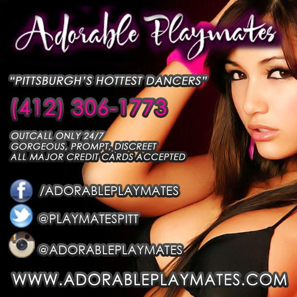 Adorablr Playmates Pittsburgh hottest strippers