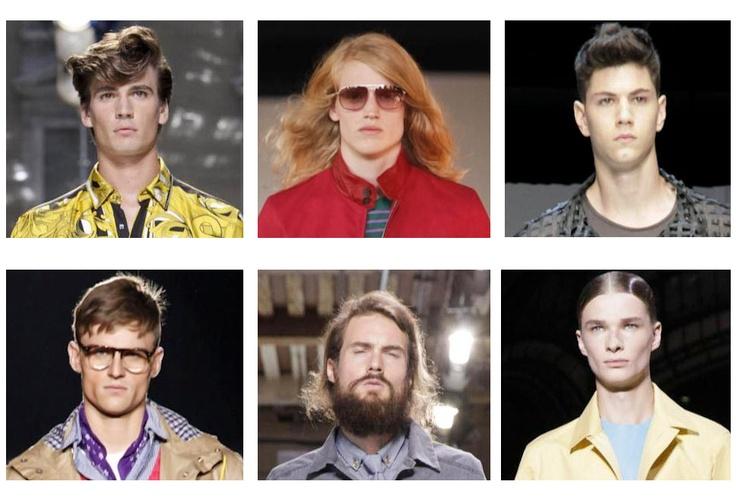 Tagli di capelli per uomo - Primavera Estate 2012: ancora corti/rasati ai lati e lunghi sopra? - http://www.beautyerelax.com/bellezza/56-tagli-di-capelli-per-uomo-primavera-estate-2012.html